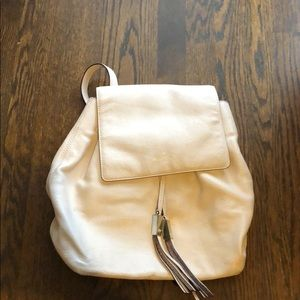Late spade backpack purse